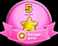 RECEPT GURU Receptek száma: 5